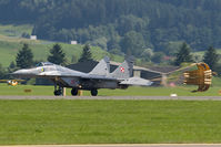 38 @ LOXZ - Polish Air Force MIG29 - by Andy Graf-VAP