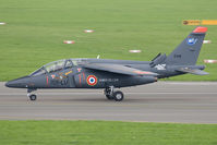 E148 @ LOXZ - French Air Force Alpha Jet - by Andy Graf-VAP