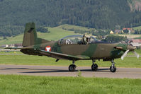 3H-FN @ LOXZ - Austrian Air Force PC-7 - by Andy Graf-VAP