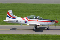 066 @ LOXZ - Croatia Air Force PC-9 - by Andy Graf-VAP