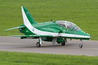 8813 @ LOXZ - Saudi Hawks BAE Hawk - by Andy Graf-VAP