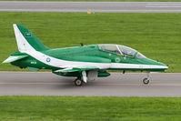 8808 @ LOXZ - Saudi Hawks BAE Hawk - by Andy Graf-VAP