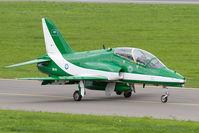 8806 @ LOXZ - Saudi Hawks BAE Hawk - by Andy Graf-VAP