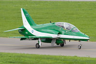 8814 @ LOXZ - Saudi Hawks BAE Hawk - by Andy Graf-VAP