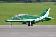 8810 @ LOXZ - Saudi Hawks BAE Hawk - by Andy Graf-VAP