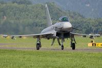 7L-WI @ LOXZ - Austrian Air Force EF2000