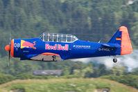 D-FHGL @ LOXZ - Flying Bulls T-5