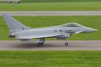 7L-WL @ LOXZ - Austrian Air Force EF2000