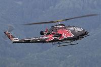 N11FX @ LOXZ - Flying Bulls Bell TAH-1