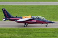 D-IBDM @ LOXZ - Flying Bulls Alpha Jet