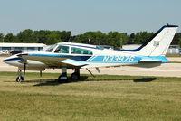 N3397G @ OSH - 1976 Cessna 310R, c/n: 310R0821 at 2011 Oshkosh