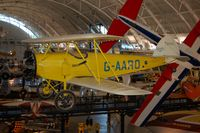 G-AARO @ IAD - 1929 Arrow Sport A2-60 at the Steven F. Udvar-Hazy Center, Smithsonian National Air and Space Museum, Chantilly, VA - by scotch-canadian