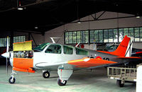 E24A-15 @ LEGT - E.24A-15   Beech F33C Bonanza [CJ-113] Getafe~EC 20/09/2002. - by Ray Barber