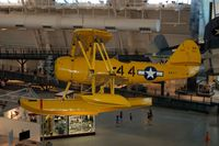 3022 @ IAD - Naval Aircraft Factory N3N at the Steven F. Udvar-Hazy Center, Smithsonian National Air and Space Museum, Chantilly, VA - by scotch-canadian