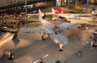 154167 @ IAD - Grumman A-6E Intruder at the Steven F. Udvar-Hazy Center, Smithsonian National Air and Space Museum, Chantilly, VA - by scotch-canadian