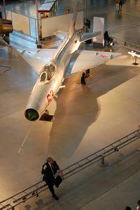 21067 @ IAD - Grumman A-6E Intruder at the Steven F. Udvar-Hazy Center, Smithsonian National Air and Space Museum, Chantilly, VA - by scotch-canadian