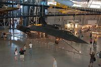 61-7972 @ IAD - 1961 Lockheed SR-71 Blackbird at the Steven F. Udvar-Hazy Center, Smithsonian National Air and Space Museum, Chantilly, VA - by scotch-canadian
