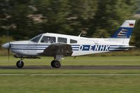 D-ENHK @ EDRJ - departing from Saarlouis - by Friedrich Becker