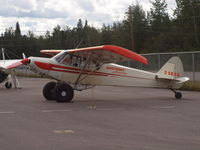 C-GNSA - At Dawson City YT - by Monty Young