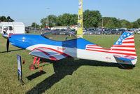 N8118 @ OSH - Dallair Aeronautica Srl DALLAIR FR 100 SNAP, c/n: 1113 at 2011 Oshkosh