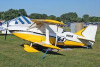 N452JH @ OSH - Fk-lightplanes Sp Zoo FK12 COMET, c/n: 012-094 on display at 2011 Oshkosh Static Park