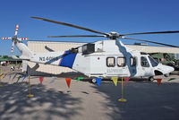 N140HS @ OSH - 2006 Agusta Spa AB139, c/n: 31036 displayed at 2011 Oshkosh Static Park