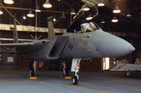 76-0067 @ KLUF - F-15A, Tail #76-0067, Of the 405th TTW, 555th TFTS, Luke AFB, AZ. - by Ralph E. Becker, Jr.