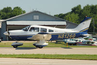 N81260 @ OSH - 1979 Piper PA-28-181, c/n: 28-8090155 arriving at 2011 Oshkosh