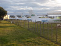 ZK-NAN @ NZTG - Nice family group (DAD & SON had just been pushed to the hanger) - by magnaman