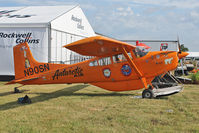 N90SN @ OSH - Cessna A185F, c/n: 18504109 on Static Display at 2011 Oshkosh