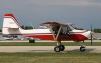 N92FJ @ KOSH - Kitfox Series 7 - by Mark Pasqualino