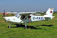 C-FXZL @ CAK3 - Ultravia Aero Pelican Club PL [673]   Delta Heritage Air Park~C 20/07/2008. - by Ray Barber