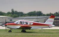 C-FZPX @ KOSH - Piper PA-28-180 - by Mark Pasqualino