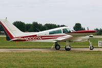 N3321X @ OSH - 1967 Cessna 310L, c/n: 310L-0171 at 2011 Oshkosh