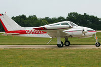 N8910Z @ OSH - 1961 Cessna 310G, c/n: 310G0010 at 2011 Oshkosh