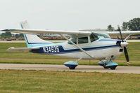 N3493S @ OSH - 1964 Cessna 182H, c/n: 18255893 at 2011 Oshkosh
