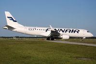 OH-LKF @ EDDM - Finnair - by Martin Nimmervoll