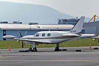 EX-052 @ LSGG - Technoavia GM-17 Viper [GM-17-001] Geneva~HB 11/04/2009