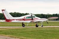 N7032L @ OSH - 1966 Cessna 310K, c/n: 310K0132 at 2011 Oshkosh - by Terry Fletcher