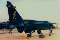 XX116 @ LMML - Jaguar Gr3 XX116 16Sqd RAF - by raymond