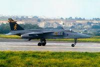 XX766 @ LMML - Jaguar GR1 XX766/PE 16Sqd RAF - by raymond