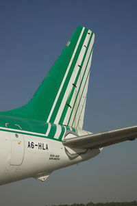 A6-HLA @ OMSJ - Heavylift Arabia DC8 - by Dietmar Schreiber - VAP