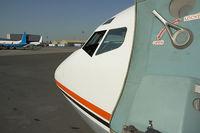 9L-LDU @ OMSJ - Koda Air Boeing 707 - by Dietmar Schreiber - VAP