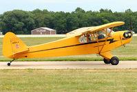 N88431 @ OSH - 1946 Piper J3C-65, c/n: 16049 at 2011 Oshkosh