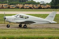 C-FUSW @ OSH - 1966 Piper PA-28-140, c/n: 28-22338 at 2011 Oshkosh