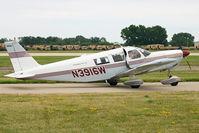N3916W @ OSH - 1967 Piper PA-32-260, c/n: 32-919 at 2011 Oshkosh
