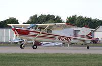 N1318D @ KOSH - Cessna 170A - by Mark Pasqualino