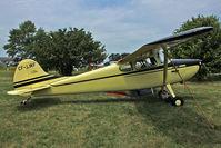 CF-LWF @ OSH - 1949 Cessna 170A, c/n: 18928 at 2011 Oshkosh - by Terry Fletcher