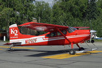 N1292F @ TKA - K2 has quite the business going on in Talkeetna with a variety of types - by Duncan Kirk
