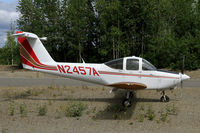 N2457A @ UUO - Another unusual sight in Alaska - by Duncan Kirk
